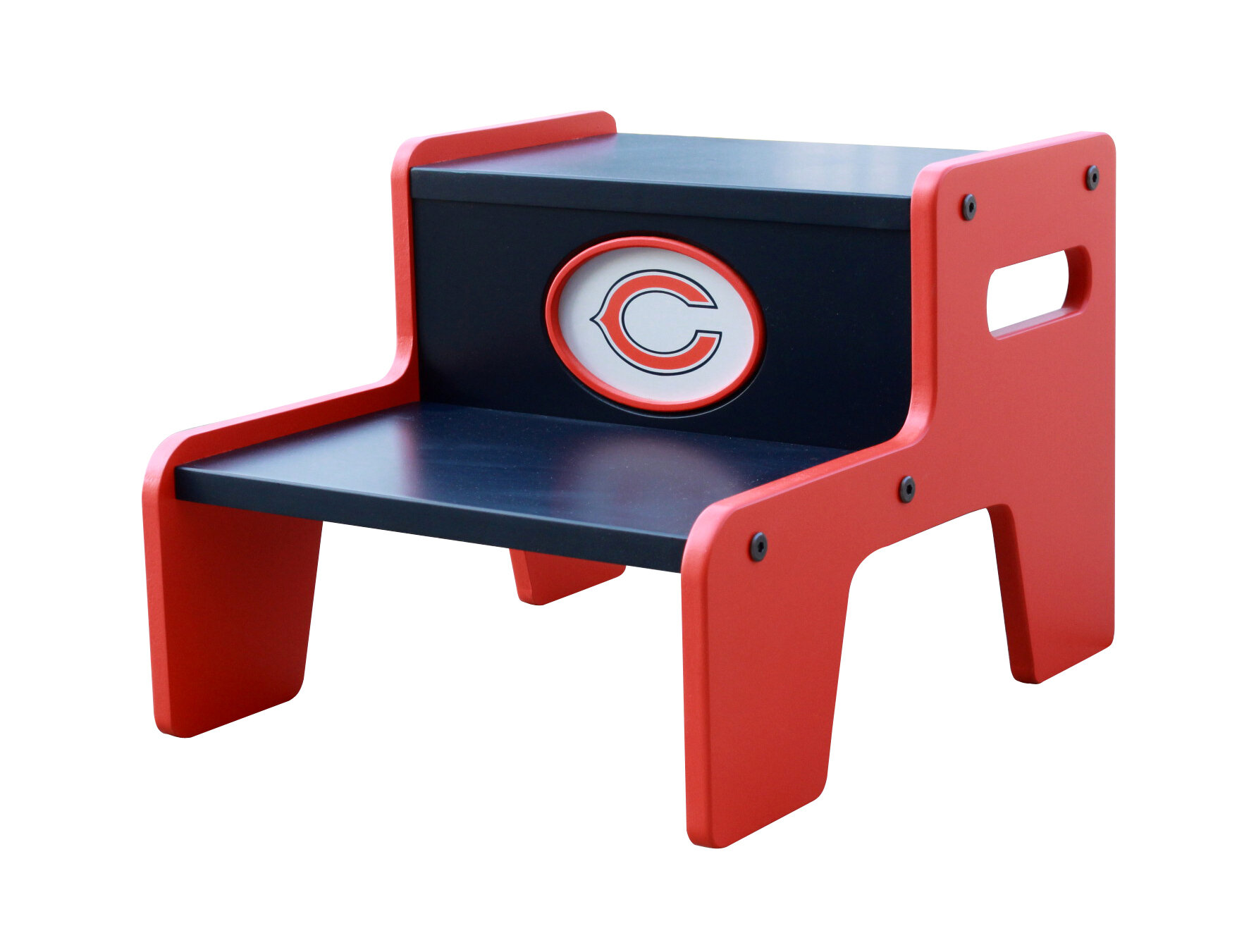 Phenomenal Nfl Step Stool Inzonedesignstudio Interior Chair Design Inzonedesignstudiocom