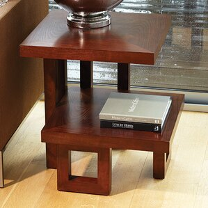 Step-up End Table by Global Views
