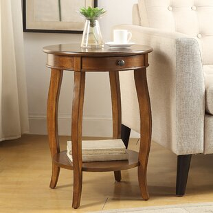 Shropshire End Table With Storage Charlton Home
