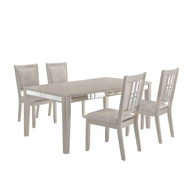 Mccoin 5 Piece Dining Set