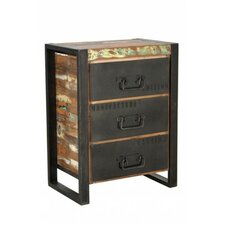 3 Drawer Nightstand by CDI International