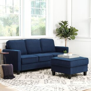 Rexroad 2 Piece Standard Living Room Set by Three Posts™