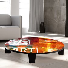 Art Street Coffee Table by TAF DECOR