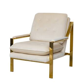 Cool Corrigan Studio Brannen Upholstered Armchair Wayfair Uwap Interior Chair Design Uwaporg