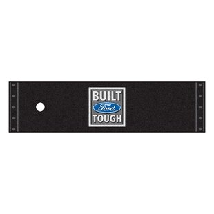 Check Prices Ford - Built Ford Tough Putting Green Mat By FANMATS