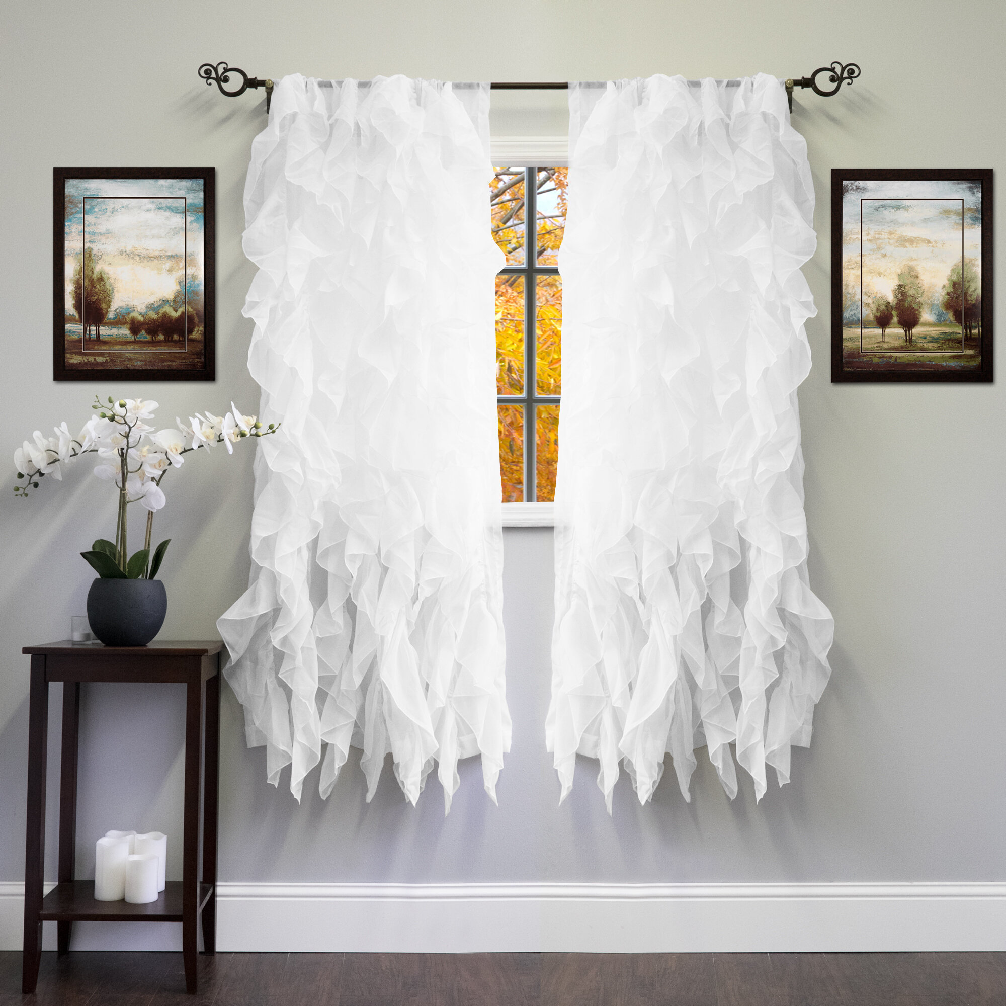 of luxury sheer gratograt shower smlf ruffles image fabric zoom photos curtain off white