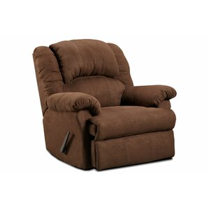 Ambrose Manual Recliner by Chelsea Home