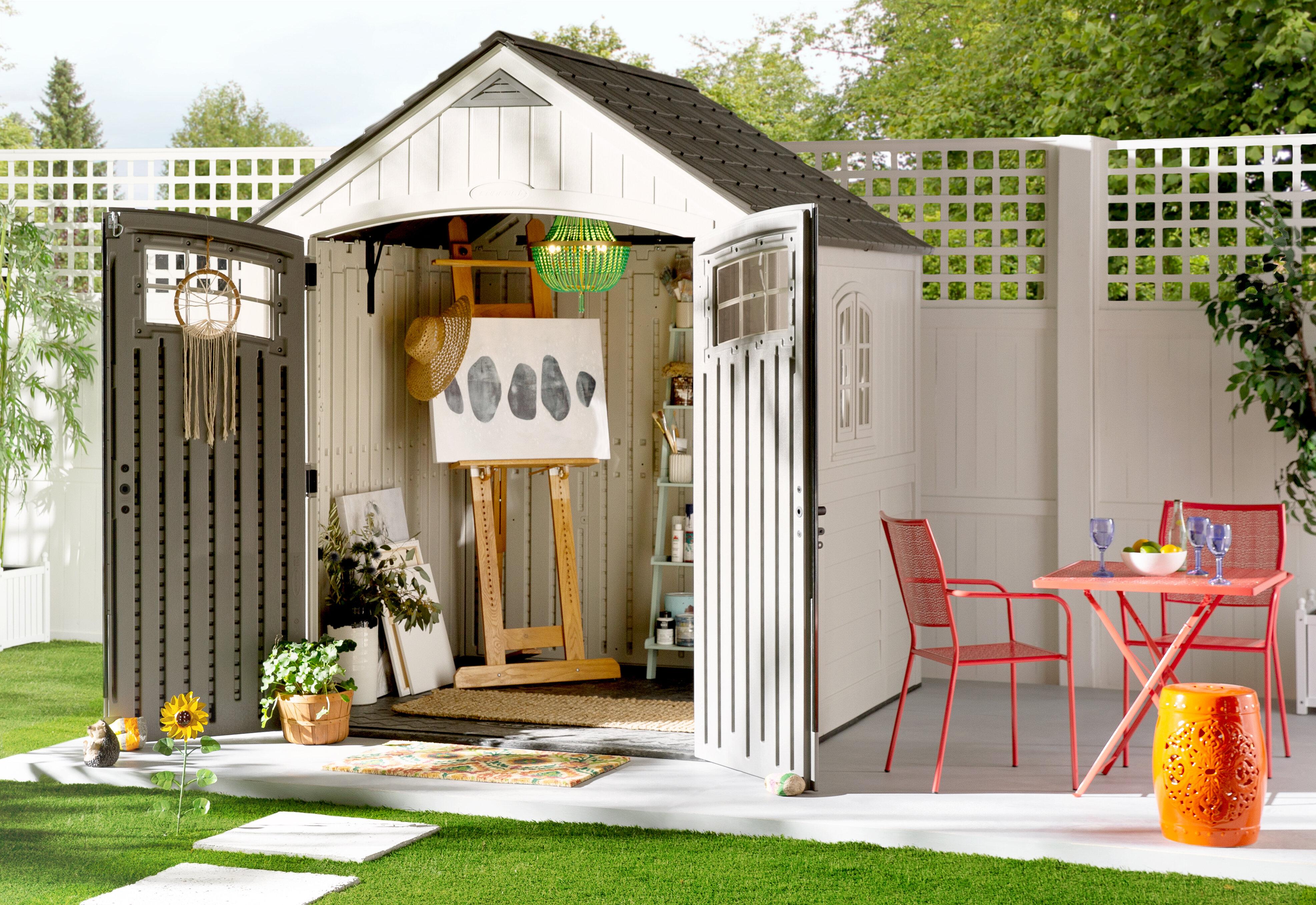 11 Backyard Shed Ideas Wayfair