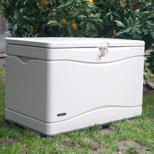 Beau Outdoor Storage 80 Gallon Plastic Deck Box
