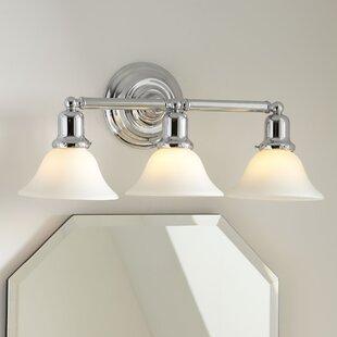 Arlington 3-Light Vanity Light By Birch Lane™ Wall Lights
