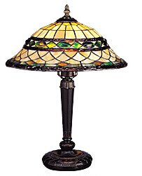 New Style Roman 18 Table Lamp By JB Hirsch Home Decor