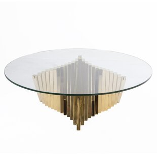 Great Price Ginn Coffee Table By Everly Quinn