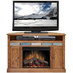 Oak Creek TV Stand for TVs up to 55 with Fireplace
