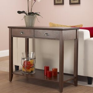 Gerhardt Console Table by Andover Mills