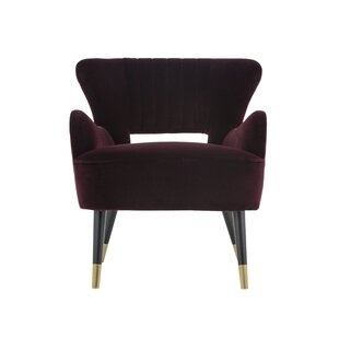 Club Hanna Armchair by Sunpan Modern