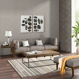 Pettey 2 Piece Coffee Table Set by 17 Stories