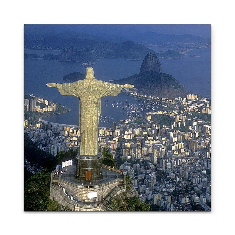Christ the Redeemer In Rio de Janeiro - RoziTrend