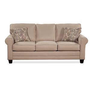 Reviews Alcott Hill Serta Upholstery Perinton Loveseat
