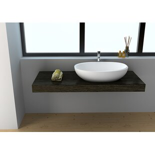 Compare prices Oval Vessel Bathroom Sink ByLegion Furniture