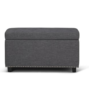 Top Reviews Hannah Storage Ottoman by Simpli Home