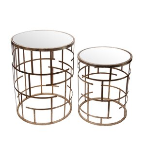 Arcene 2 Piece Stand Set by Willa Arlo Interiors