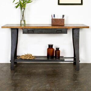 Shutter Console Table by Nuevo