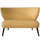 Fairburn Armless Settee Sofa by Bungalow Rose