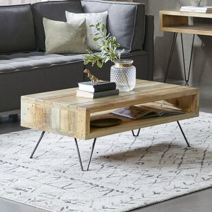 Stella Coffee Table with Storage Foundry Select