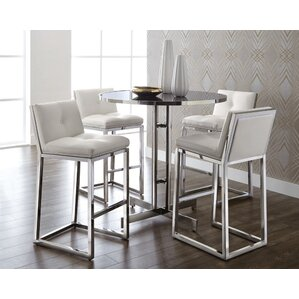 Alba Counter Height Pub Table Set by Sunpan Modern