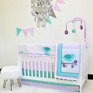 Fessenden 10 Piece Crib Bedding Set
