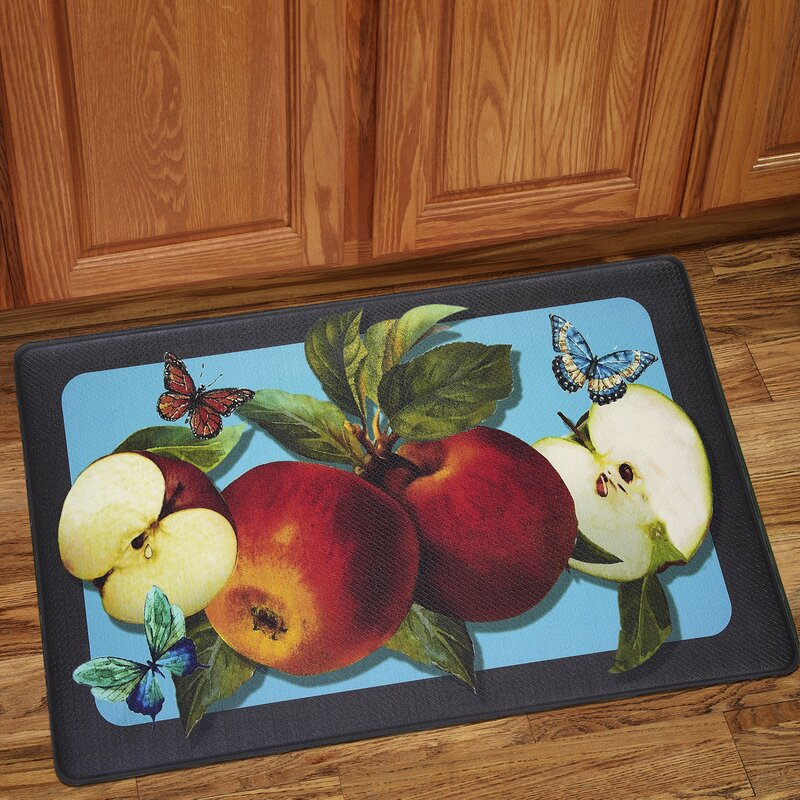 Delicious Apples Anti-Fatigue Kitchen Mat