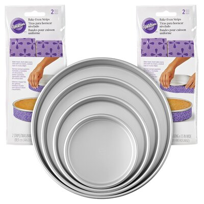Classic Cake Pans Cake Pans You Ll Love In 2020 Wayfair