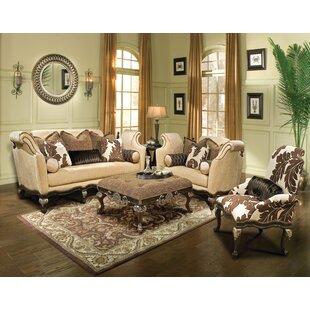 Salermo Configurable Living Room Set