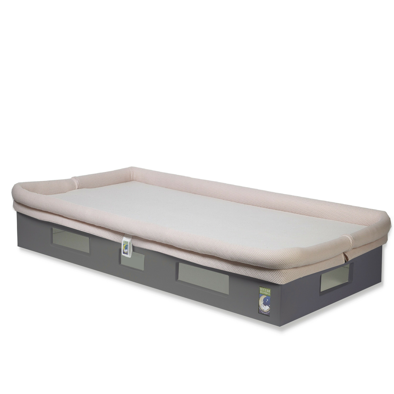 secure beginnings safesleep breathable 6 crib mattress wayfair
