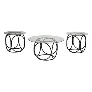 3 Piece Tristian Coffee Table Set