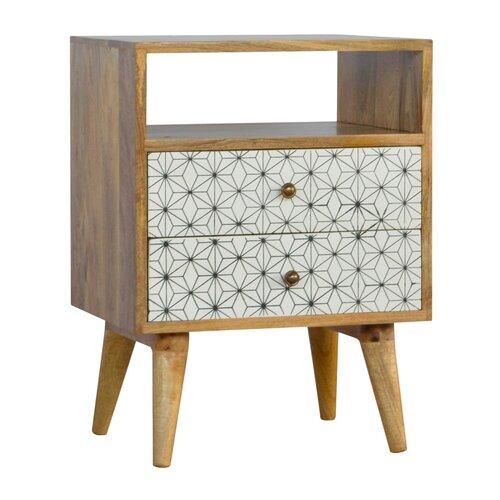 Nachttisch San Domingo ScanMod Design   Schlafzimmer > Nachttische   Holz   ScanMod Design