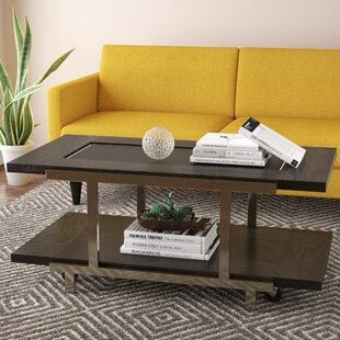 Best Review Cortlandt Coffee Table ByIvy Bronx