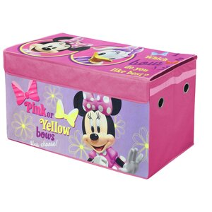 Character Minnie Mouse Storage Toy Box