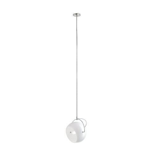 Beluga 1-Light Single Pendant Fabbian