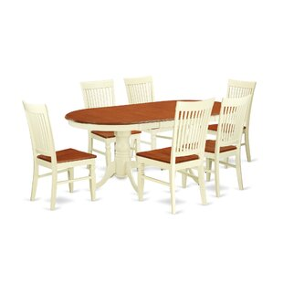 Shop for Pilcher 7 Piece Extendable Dining Set by August Grove