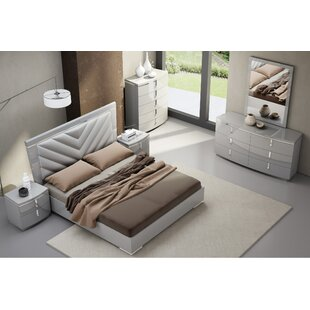 Delaine Platform Configurable Bedroom Set By Orren Ellis