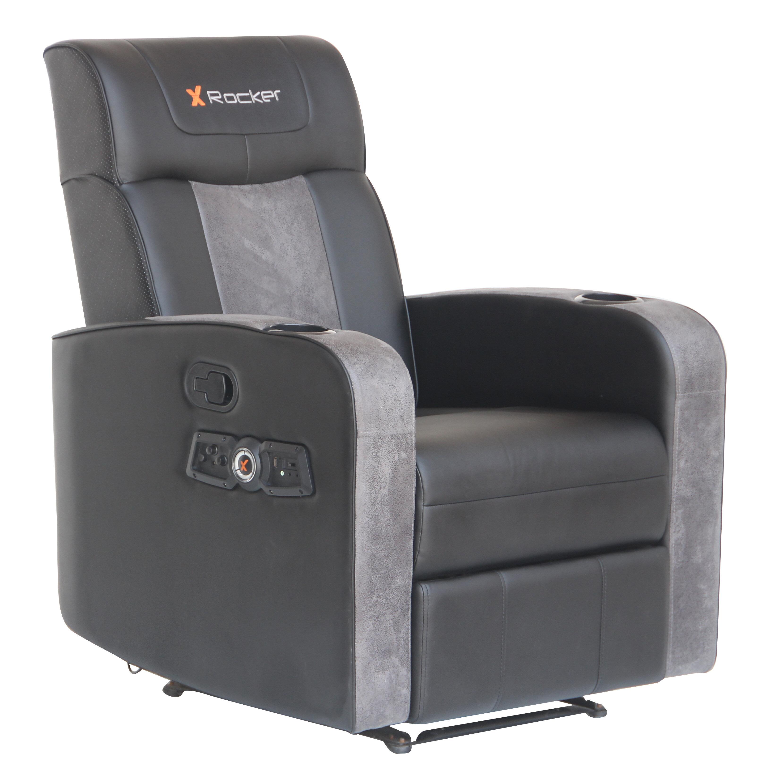 Premier Recliner Dual Audio Pc Racing Game Chair