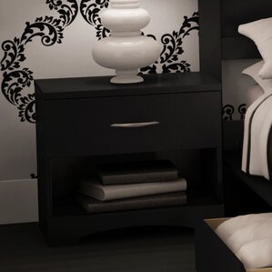 Infinity 1 Drawer Nightstand by South ..