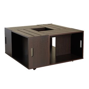 Square Coffee Tables Coffee Tables Wayfair - Square wood coffee table