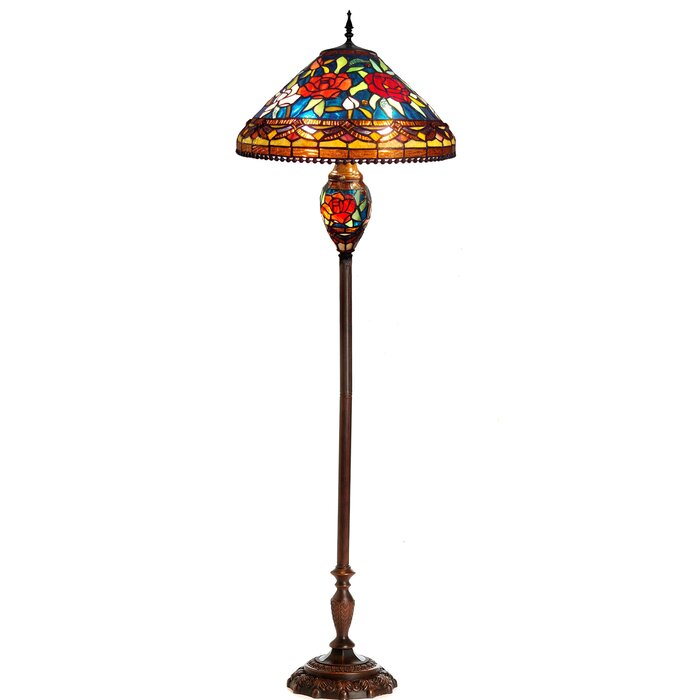 Avalon Double Lit 65 Floor Lamp