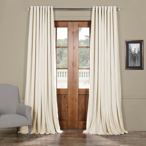 Adamsville Blackout Single Curtain Panel