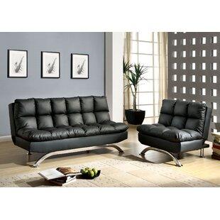 Stancil Sleeper Configurable Living Room Set by Mercury Row®
