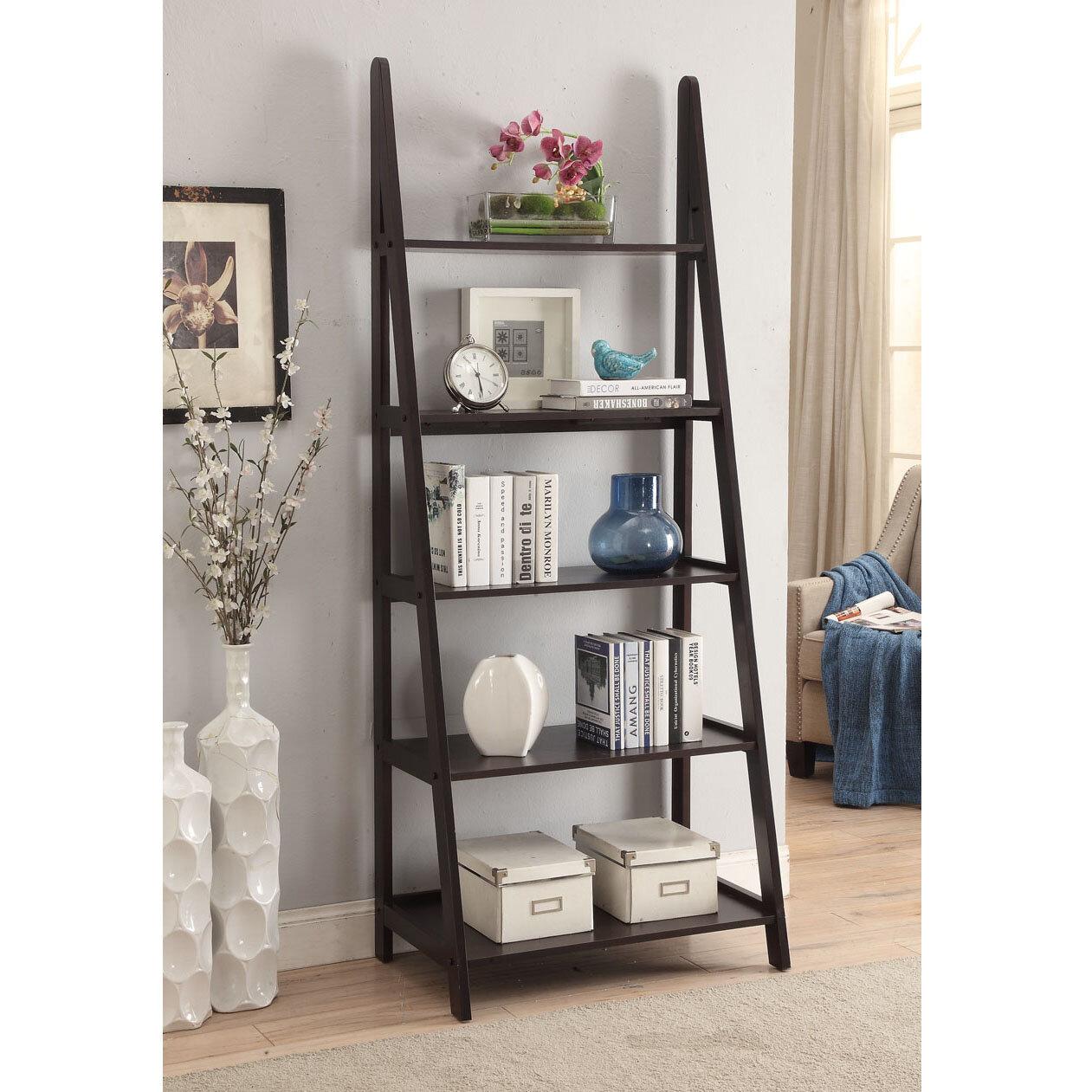 quality design 2504c d80b8 Linden Ladder Bookcase