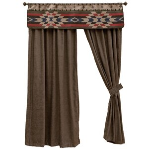 Mojave Rod Pocket Curtain Valance