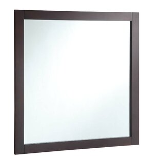 modern wood picture frames. Rectangle Wood Framed Vanity Mirror Modern Picture Frames E